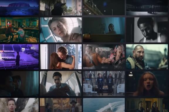 Netflix punta sul cinema e i film nel 2021