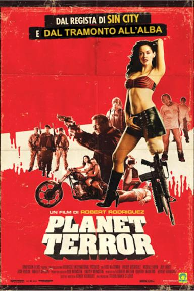 Poster Grindhouse - Planet Terror