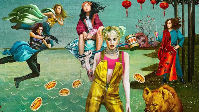 Locandina di  Birds of Prey e la fantasmagorica rinascita di Harley Quinn