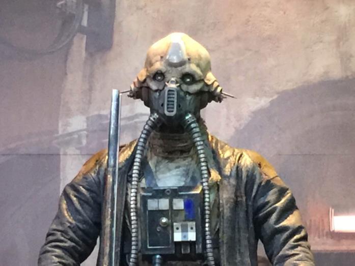 Il pilota Edrio Two Tubes, nuovo personaggio di Rogue One