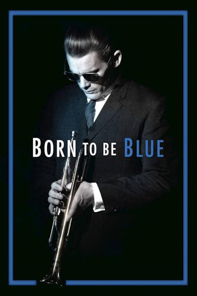Poster Born to Be Blue