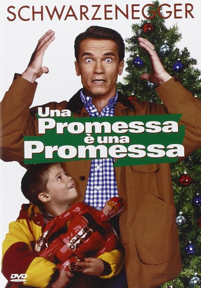 Una promessa è una promessa: il film in DVD