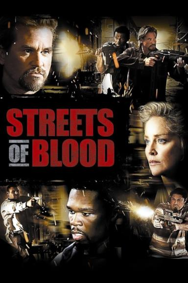 Poster Streets of Blood