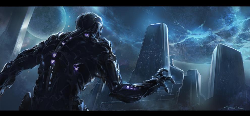 Uno sguardo al trono di Thanos
