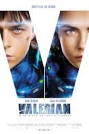 Poster Valerian e la città dei mille pianeti