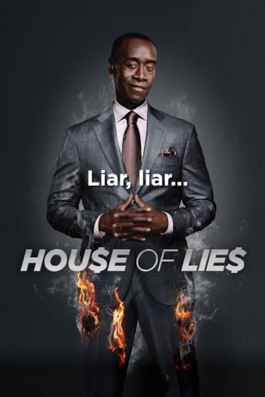 Poster House of Lies
