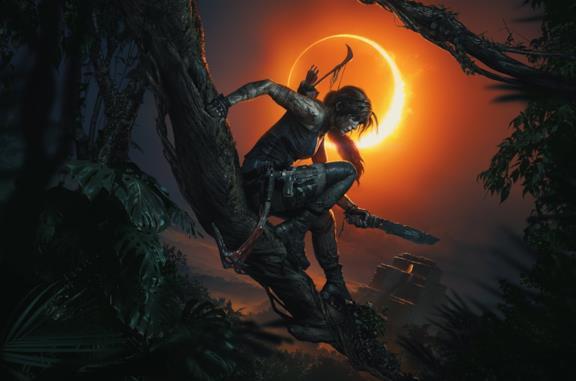 Tomb Raider Netflix Anime
