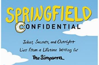 Springfield Confidential: i segreti dei Simpson passano da un libro