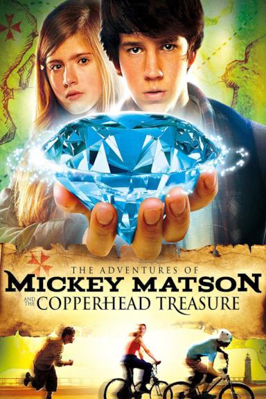 Poster Mickey Matson e la macchina alchemica