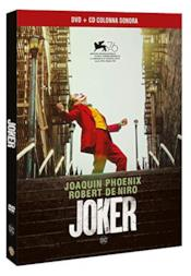 Joker Con Cd Soundtrack  ( DVD)