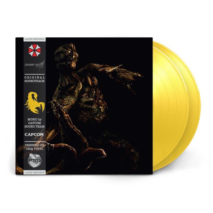 Resident Evil 0 colonna sonora in vinile