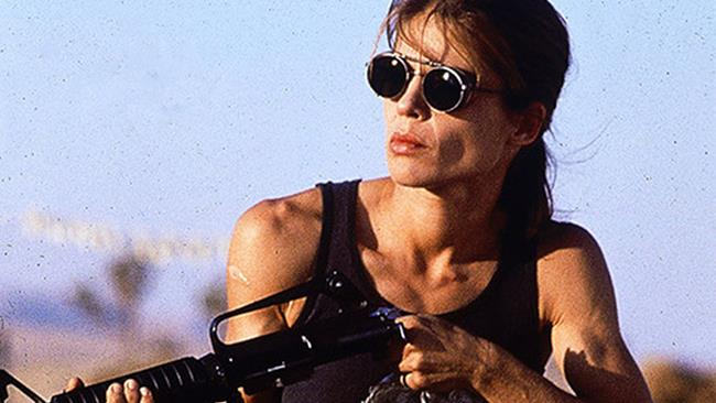 Un'immagine di Sarah Connor