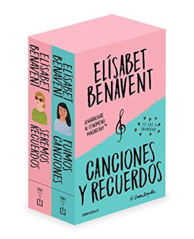 Canciones y recuerdos di Elísabet Benavent