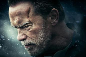 Arnold Schwarzenegger nel film