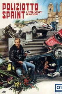 Poster Poliziotto sprint