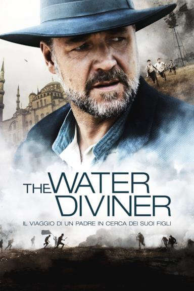 Poster The Water Diviner