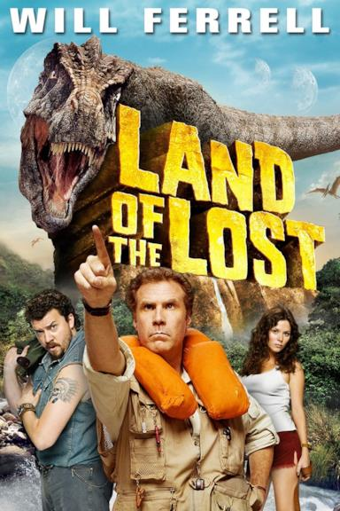 Poster Land of the Lost