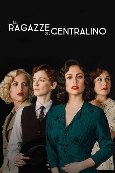 Poster Le ragazze del centralino