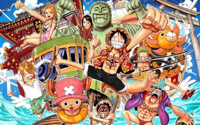 One Piece Cover Haki