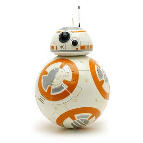Action figure interattiva BB-8 Star Wars
