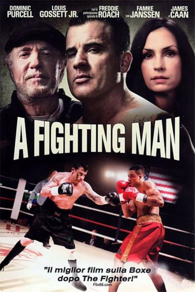 Poster A Fighting Man