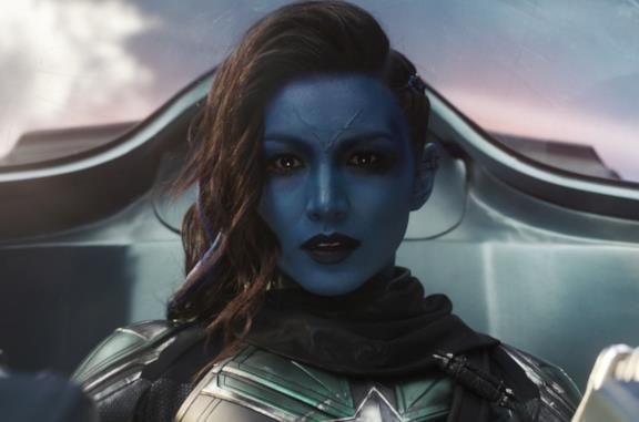 Gemma Chan è Minn-Erva in Captain Marvel