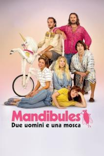 Poster Mandibules - Due uomini e una mosca