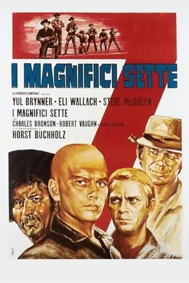 Poster I magnifici sette