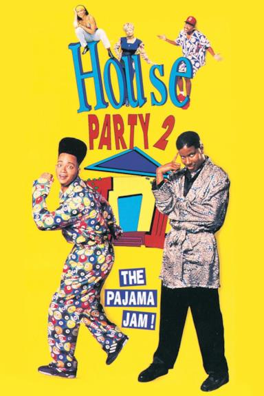 Poster House Party 2