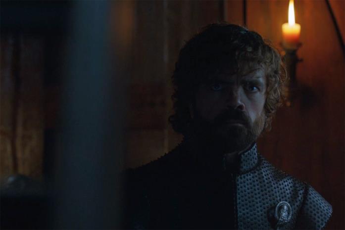 Tyrion nel finale di stagione di GoT 7