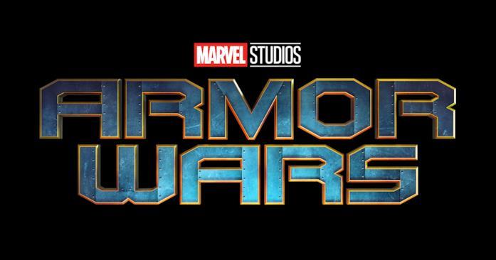 Il logo di Armor Wars, prossimamente su Disney+