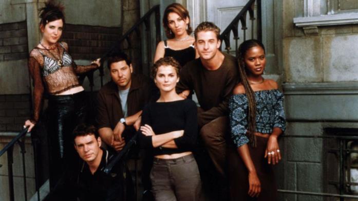 Il cast completo della serie Felicity