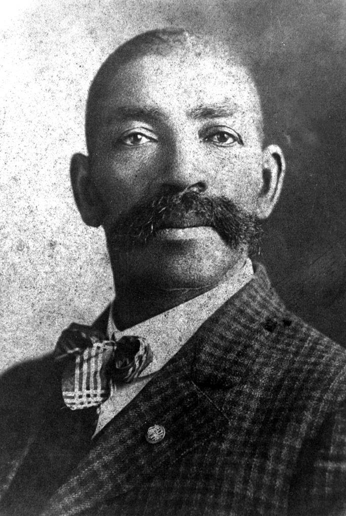 Ritratto di Bass Reeves