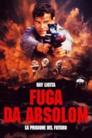 Poster Fuga da Absolom