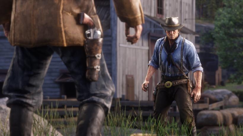 Arthur in un duello