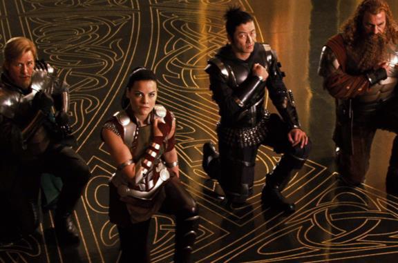 Cos'è successo a Lady Sif e ai Tre Guerrieri dopo Ragnarok ed Endgame?
