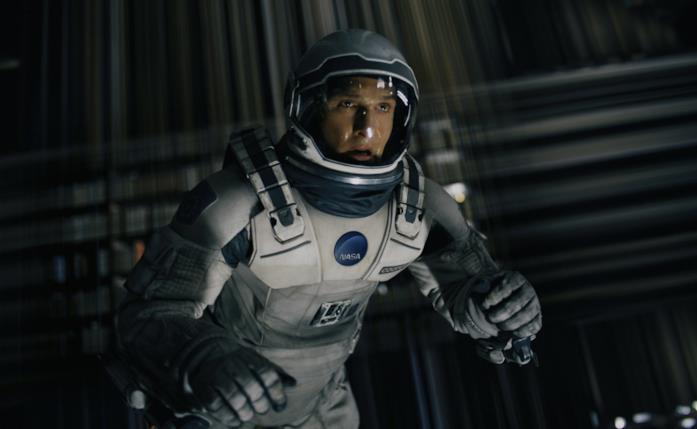 Matthew McConaughey in una scena del film