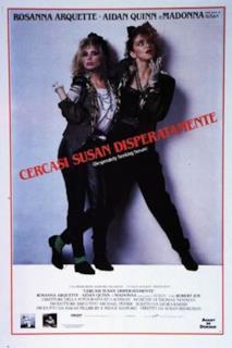 Poster Cercasi Susan disperatamente