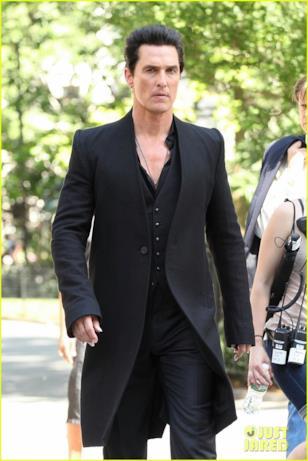 Matthew McConaughey nei panni di Randall Flagg