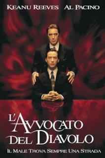 Poster L'avvocato del diavolo