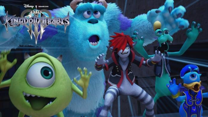 Monster & Co. personaggi in Kingdom Hearts