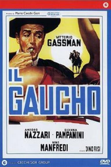 Poster Il Gaucho