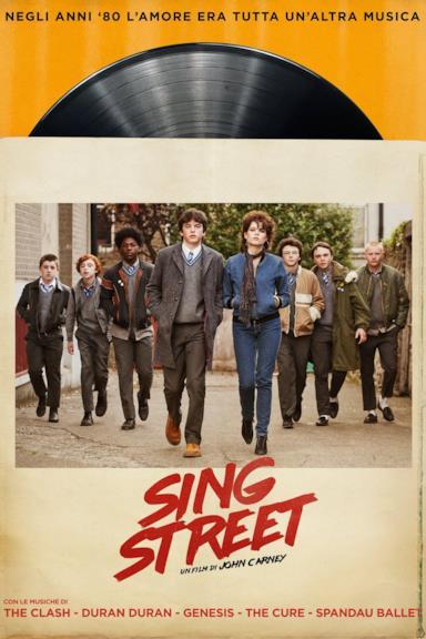 Poster Sing Street