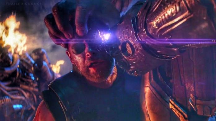 Thor con la benda