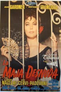 Poster La maja desnuda