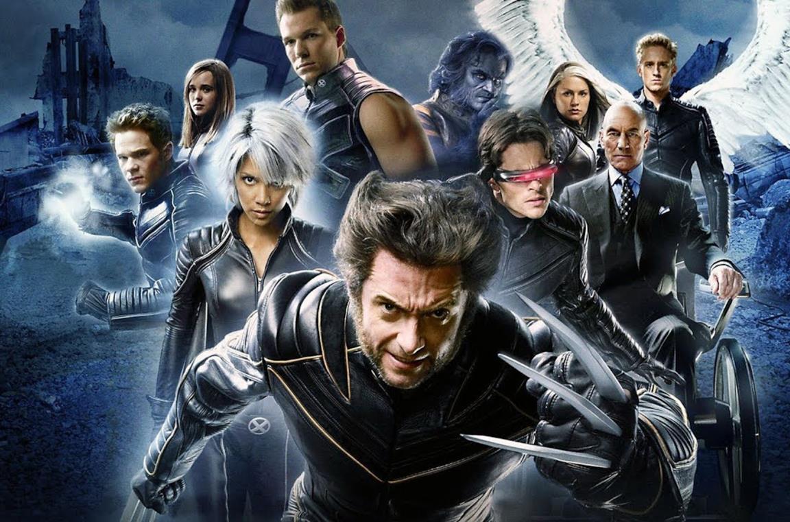 Un'immagine degli X-Men