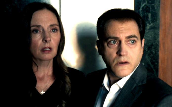 Your Honor: Gina e Jimmy Baxter vedono Adam in preda a una crisi d'asma