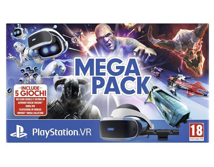 Sony PSVR Camera + Megapack