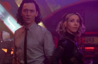 Loki e Sylvie nell'episodio 3
