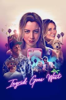 Poster Ingrid va a Ovest